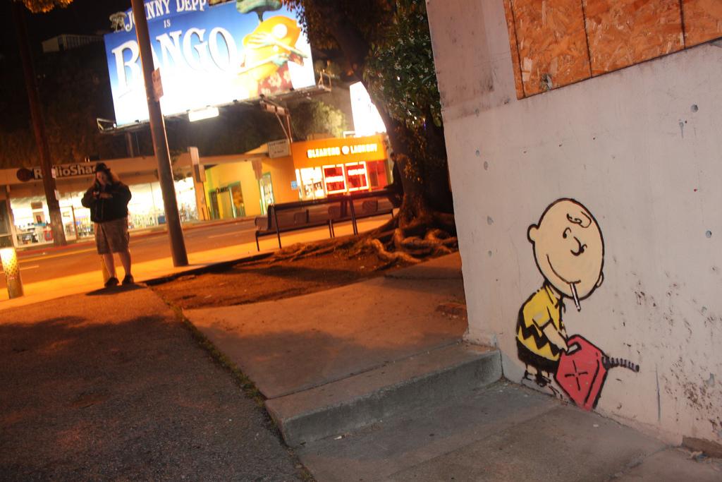 Banksy | LA