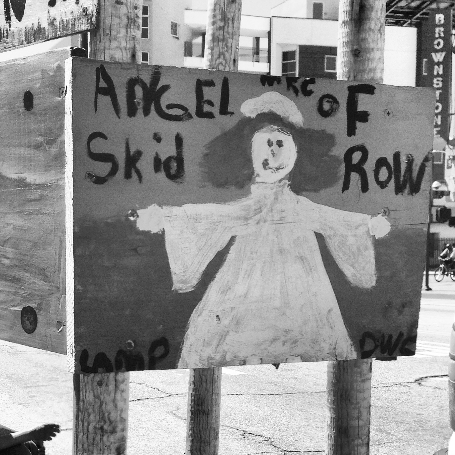 Angel of Skid Row