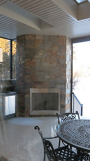 Exterior fireplace and BBQ.JPG