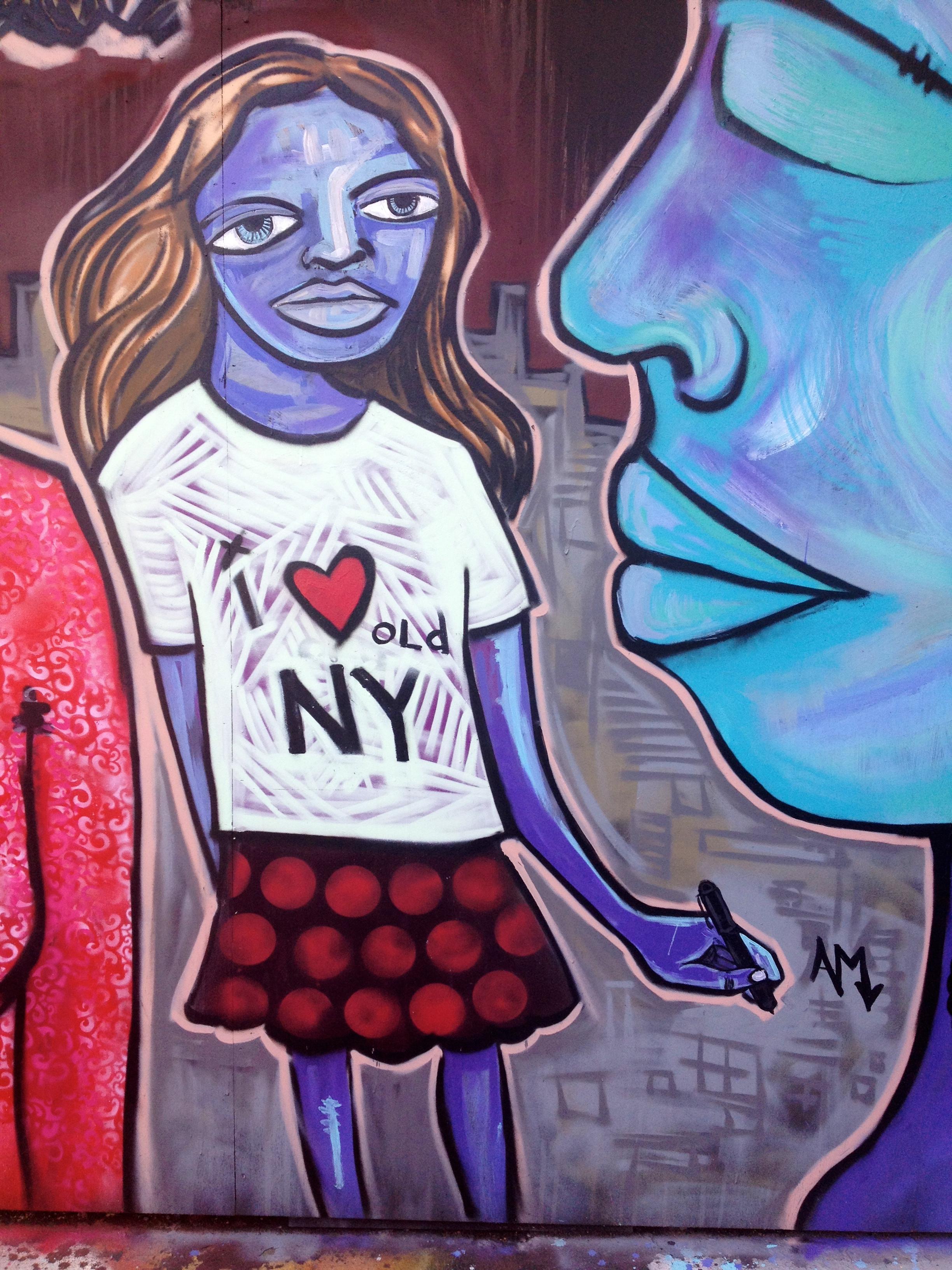 I <3 old NY | 5 Pointz | Queens