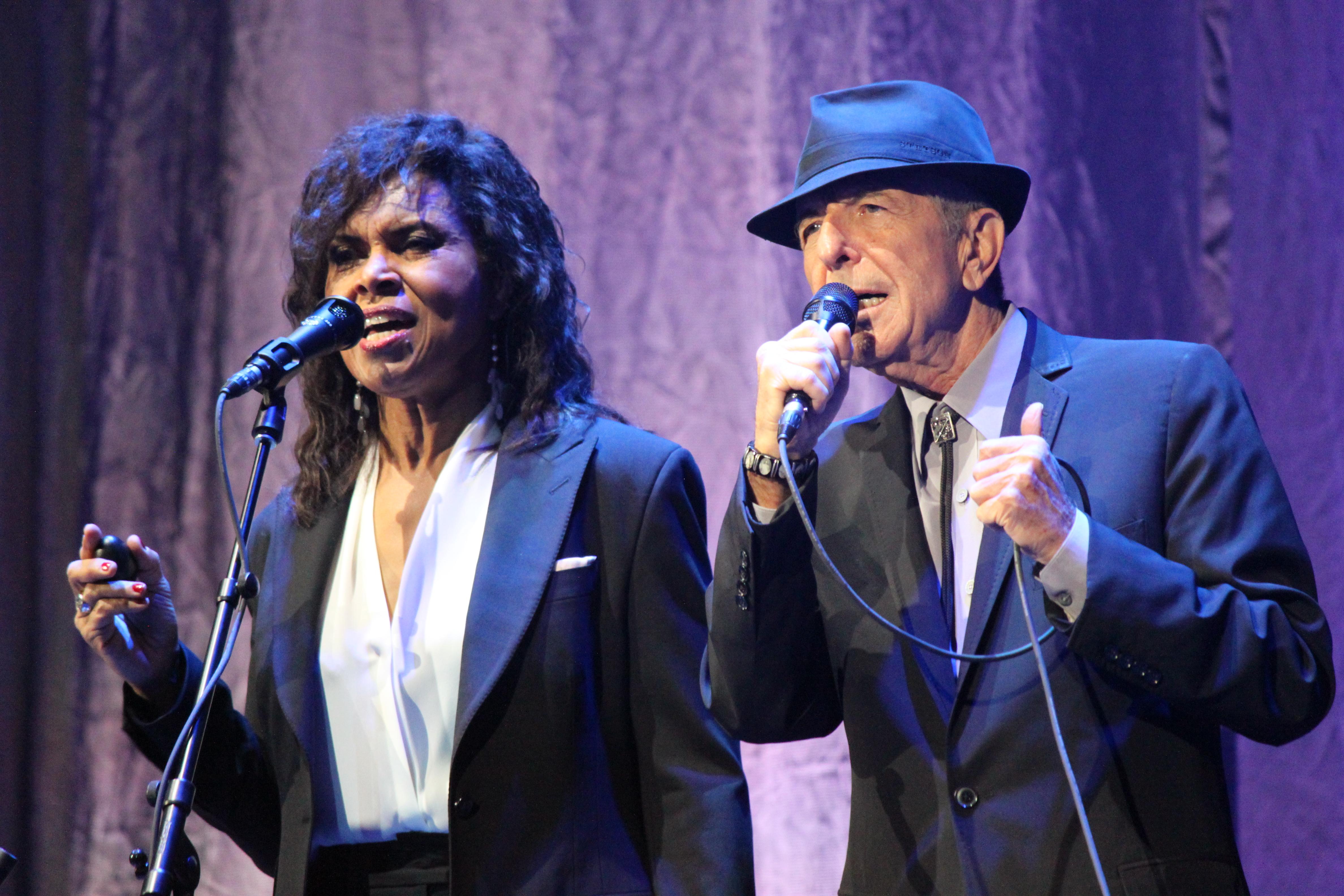 Sharon Robinson | Leonard Cohen
