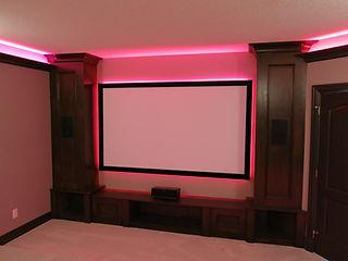 Theatre screen