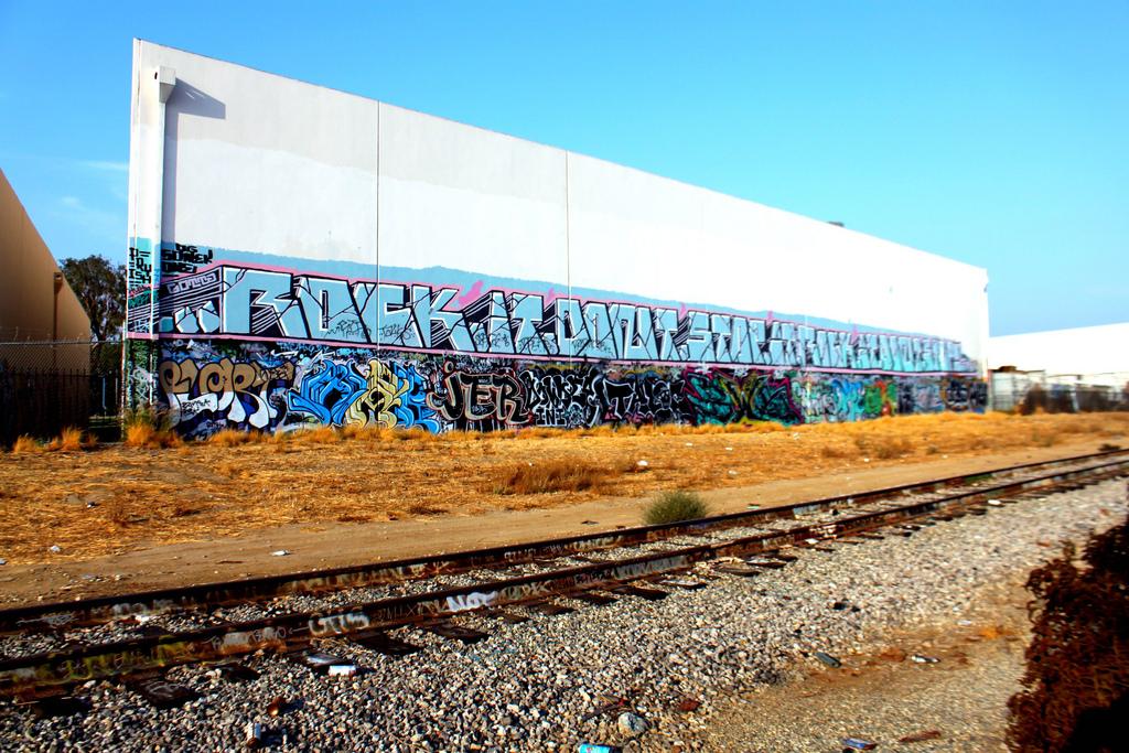 ROCKITDON'TSTOPIT! | LA