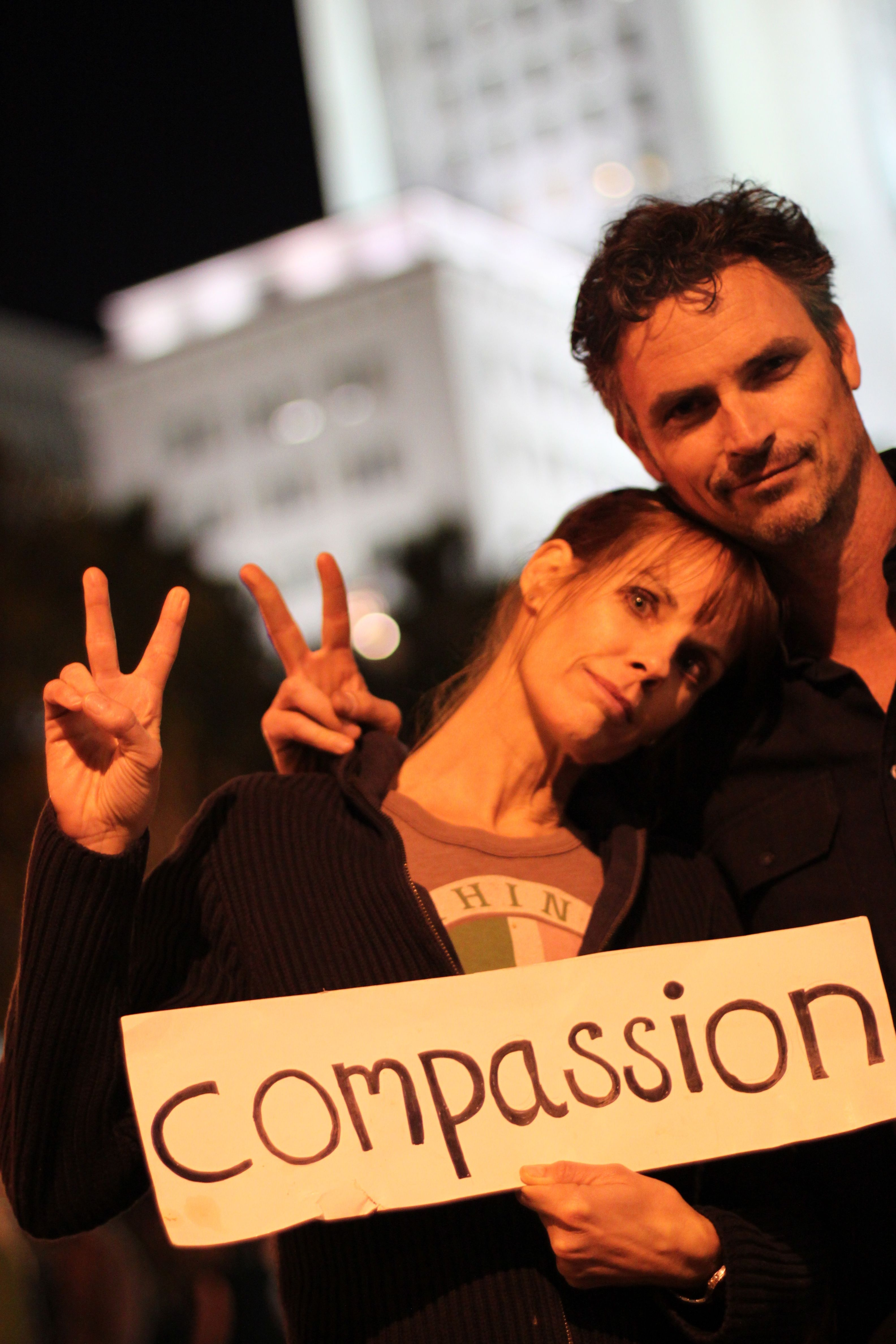 Compassion | Occupy LA