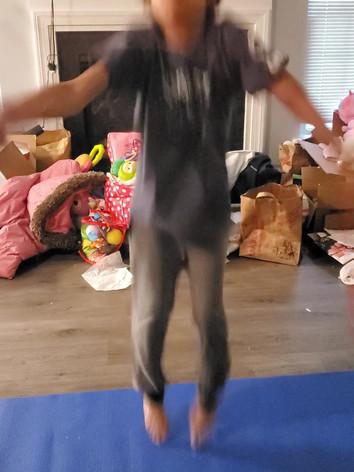 Jump Rope Challenge! (Mar 31, 2020 5:49: