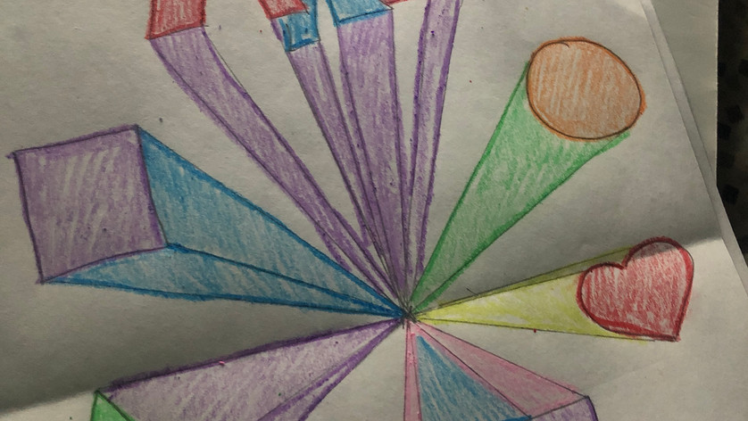 Arianna Williams   3rd Grade  Drawing Sh