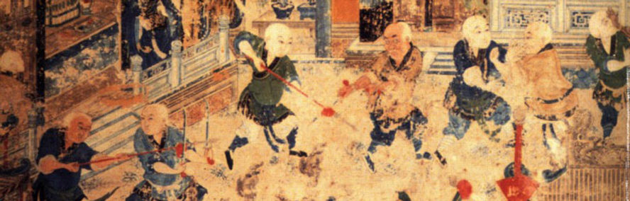 História Arte Marcial Kung Fu