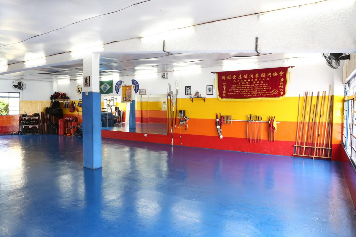 Salão de treino