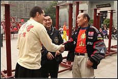 Shifu Renato Calheiros de Barros - Kung Fu