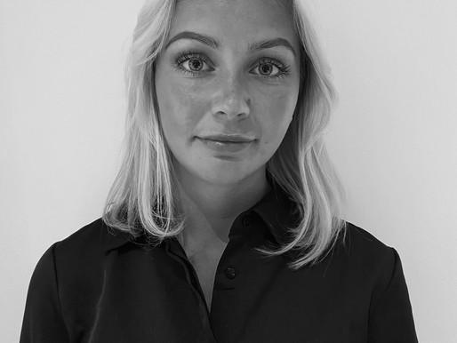 Månadens anställd november 2020 - Sophia Thorsell