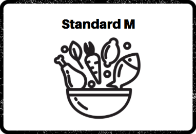 Build your own M standard