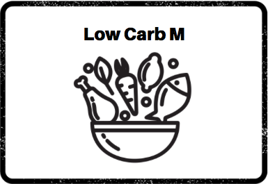Build your own Low Carb M