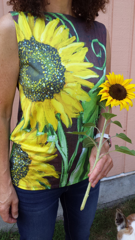 Sun Stems Tank Top