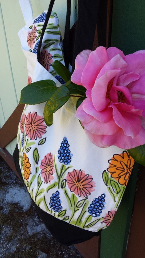 Ruth's Tote and Case