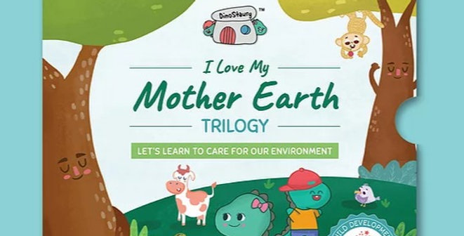 I Love My Mother Earth Trilogy