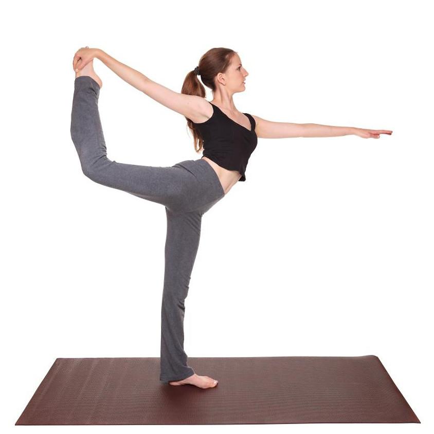 Yoga for Dancers with Chet Thomas    Iyengar Yoga