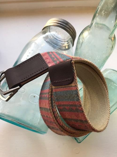 Vintage Jacquard Belt (limited edition)