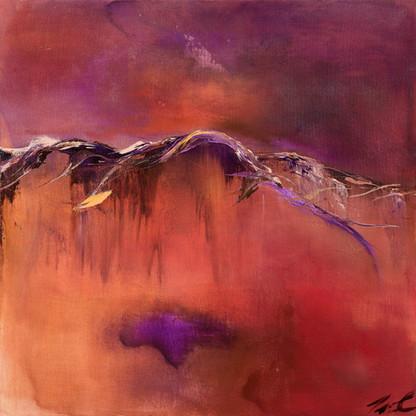 """""""Purple Mountains Majesty"""""""