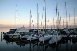 Port de St-Aubin-Sauges
