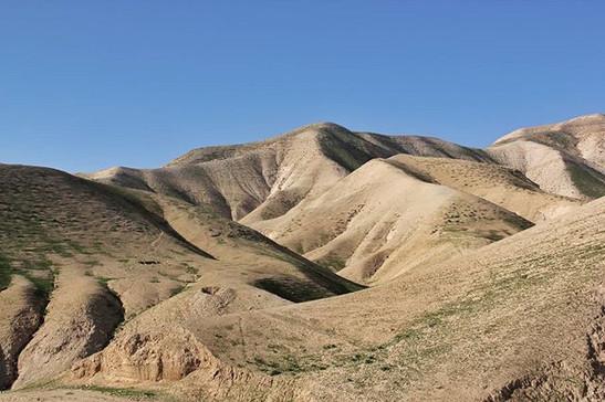 Altitude 0.00 - Vers Jéricho, Israël