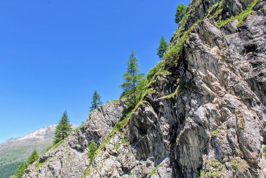 Grande Dixence, Valais, Suisse