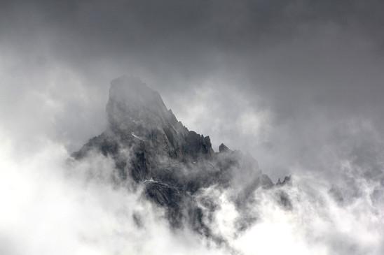 Dans le Mont-Blanc