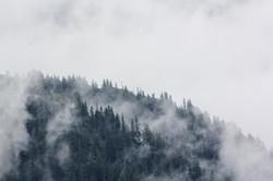 Vue de Chamonix-Mt-Blanc