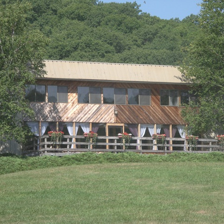 Hill House Outside