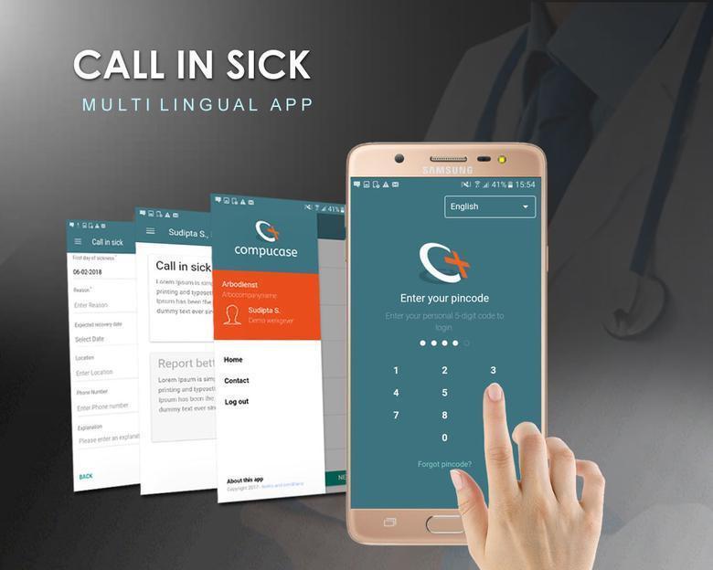Call and Seek App
