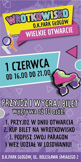 Baner na stronę Wrotkowisko_Obszar robo