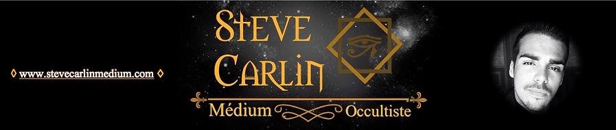 Steve Carlin ◊ Médium Voyant Occultiste ◊ Nice