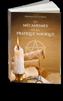 Les Mécanismes de la Pratique Magique, de Sébastien G.A. Le Maôut