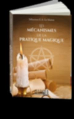 Mecanismes pratique magique alliance magiue éditions sébastien le maout