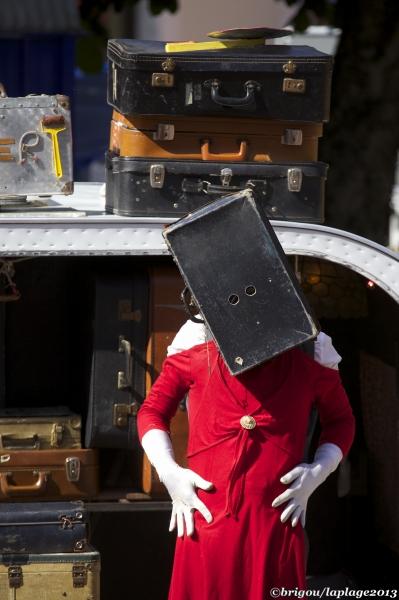 La Caravane des Valises