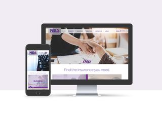 NEA Website Prototype