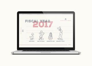 Annual Report Microsite
