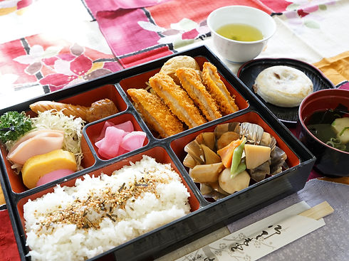 nakagamichaya Goukaku(Pass) Set Meal