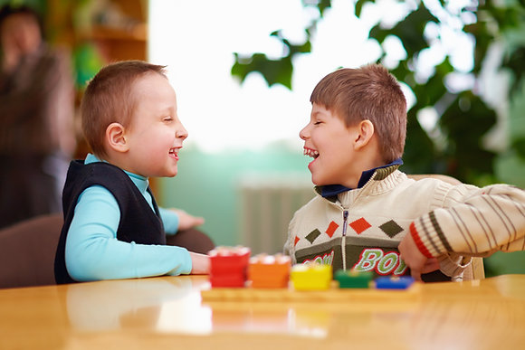 Sexual Health Education for Children with Special Needs (K-7)