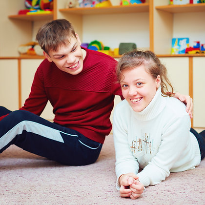 Sexual Health Education for Youth with Special Needs (Grade 8+)