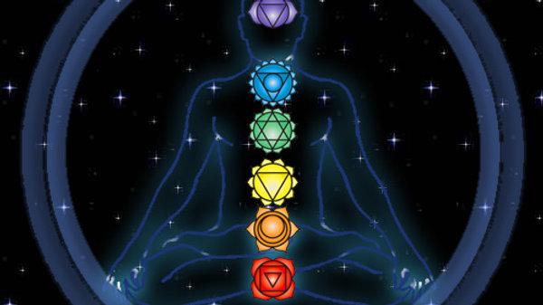 Cosmic Yog Chakra Cards