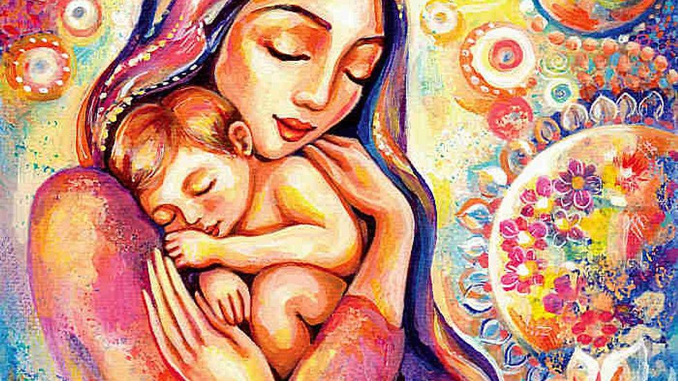 Karmic Healing ~ Mother (DNA Repairing)