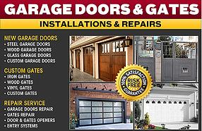 Garage Door Promo