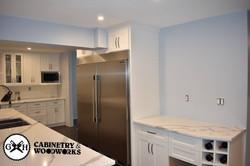 Georgetown white kitchen 3