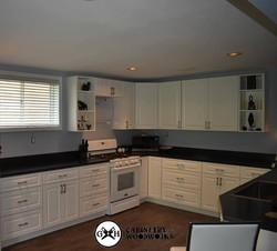 Basement kitchen reno 5
