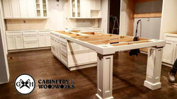 Georgetown white kitchen 6