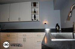 Basement kitchen reno