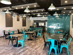 Commercial project (CHOPAN KABOB) kitche
