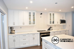 Georgetown white kitchen 5
