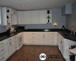 Basement kitchen reno 6