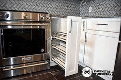 Lorillee white kitchen